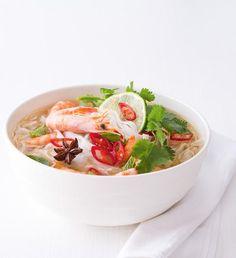 Thajská polévka z červené čočky a batátů   Recepty Albert Thai Red Curry, Soup, Ethnic Recipes, Smoothie, Smoothies, Shake, Soups, Chowder