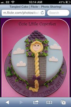 Rapunzel cake                                                       …