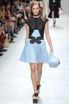 Carven | Paris Fashion Week Spring/Summer 2014 | Part 2