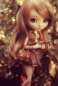 pretty pullip doll going on an ADVENTURE
