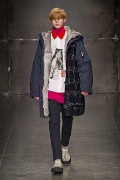 Andrea Pompilio | FW 2014 | Milano Moda Uomo