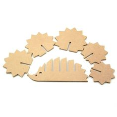 Dekoration Basteln 27 Insanely Clever Products That Basically Organize Themselves Cardboard Animals, Cardboard Crafts, Wood Crafts, Paper Crafts, Fall Crafts, Diy And Crafts, Arts And Crafts, Diy For Kids, Crafts For Kids