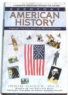 Everyday American History Through the Civil War and Reconstruction, http://www.amazon.com/dp/B003C85GIS/ref=cm_sw_r_pi_awd_OIRrsb04A96K2