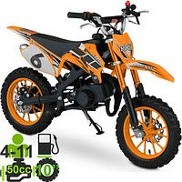 Миникросс KXD DB 708A 50cc 2т оранжевый KXD_DB_708A_orange