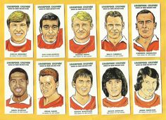 ♠ The History of Liverpool FC in pictures - Legends #LFC #History #Legends