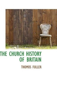 NEW The Church History of Britain by Thomos Fuller Paperback Book (English) Free