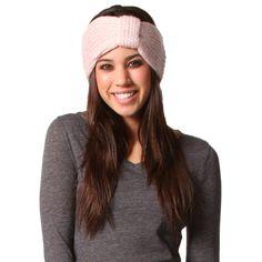Sweater Knit Headwrap