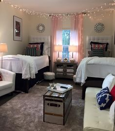 Fuck Yeah, Cool Dorm Rooms — University of Mississippi, Pittman Hall