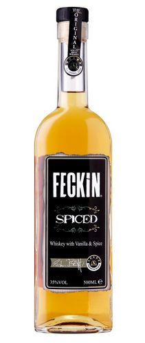 FECKIN Whiskey  40% 70 cl www.wijn-sterkedranken.be