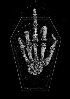 """by sick 666 mick "" Arte Horror, Horror Art, Satanic Art, Arte Obscura, Dark Art Drawings, Skeleton Art, Occult Art, Dark Wallpaper, Skull Wallpaper Iphone"