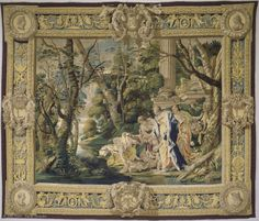 Visitor trails : Decorative Arts: 17th-Century France | Louvre Museum | Paris