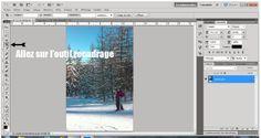 Le blog de tacha: Recadrage photo et création de pellicule