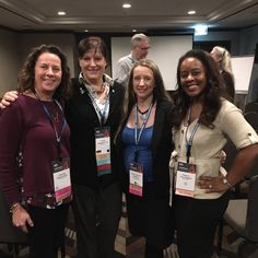 Thursday Claire Ziamandanis: People I met today - mentor-mentor meet up. #ata57 #picturechallenge #photochallenge