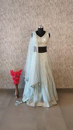 Indian Wedding Gowns, Desi Wedding Dresses, Indian Bridal Lehenga, Indian Gowns Dresses, Indian Bridal Outfits, Indian Fashion Dresses, Bridal Dresses, Wedding Lehenga Designs, Designer Bridal Lehenga