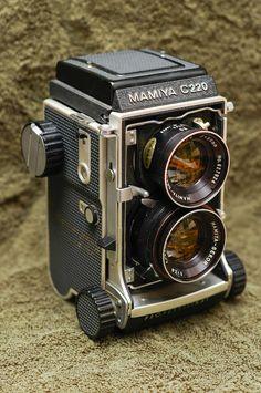 Mamiya C220 #camera #love