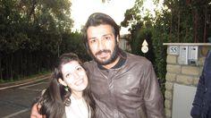 "io ed Emanuele ""Lele"" Spedicato (negramaro) - @ RDS 08/11/2012"