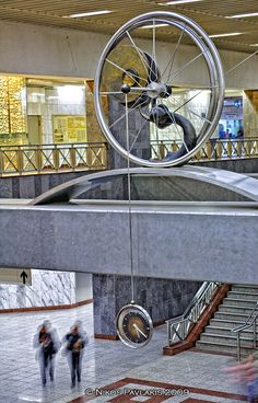 GREECE CHANNEL | #Syntagma #Metro Station, #Athens / by NickPavlakis  http://www.greece-channel.com/