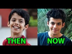 Top 10 Bollywood Popular Child actors - Then & Now