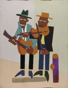 It's About Time: American Artist William H Johnson 1901-1970 - From the Deep South to New York to Europe & Back