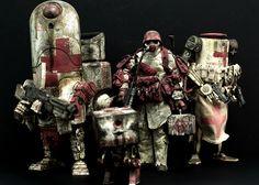 ThreeA Medic Squad - WWR by In Flux, via Flickr