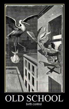 Old School Motivational Poster