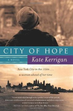 City of Hope by Kate Kerrigan I enjoyed this sequel to Ellis Island and apparently there will be a third book. An easy read. Great Books To Read, New Books, Reading Lists, Book Lists, Reading Room, Ellis Island, Book Nooks, Historical Fiction, So Little Time
