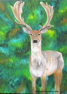 Fauna - Anna Rigley Giraffe, Anna, Artist, Painting, Animals, Ideas, Felt Giraffe, Animales, Animaux