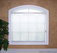 Arch Coverings Motorized Arch Window Treatments And