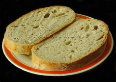 Jednodušší, světlejší chleba, se kterým se dobře pracuje - pokud někdo s kváskem nemá moc zkušeností a potřebuje natrénovat, doporučila bych tento recept. Suroviny: 25 g žitného kvásku 150 g vody 150 g žitné chlebové mouky - předem smícháme a zakryté proti osýchání necháme asi 12-14 h kvasit. Dále: 170 ml (g) vody 350 g…