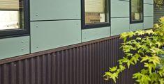 Hardie Panel Siding With Fry Reglet Aluminum Reveal Like Like Like So Modern Siding For The