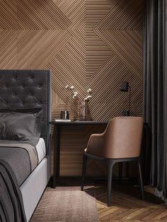 Masculine bedroom Palette: