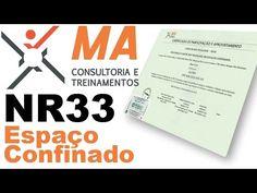 """""""Curso nr 33"""" em bh na MA Consultoria e Treinamentos."""