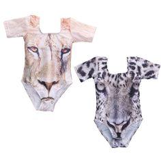 >> Click to Buy << Kids Baby Girls Leopard Tankini Bikini Swimsuit Swimwear Bathing Suit One-piece #Affiliate
