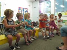 Some of the simple songs and finger plays you will experience with your wee one in one of our The Little French Owl classes.