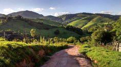 Poço Fundo (Foto: Fernando Soubhia) # Montanhas de Minas Gerais