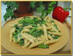 Cooking with Cathy's Recipes: Rapini