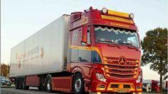 Mercedes Benz Commercial, Mercedes Benz Trucks, Mp5, Coups, Rigs, Vehicles, Motorcycles, Custom Trucks, Earn Money