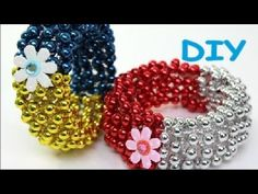 DIY Crafts Bracelets out of Plastic Bottles and Necklace Recycled Bottles Crafts