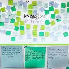 Comprehension Strategies, Reading Strategies, Thinking Skills, Critical Thinking, Reading Logs, Teaching Reading, Teaching Ideas, Independent Reading, High School English