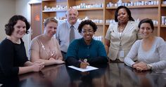 Presbyterian College School of Pharmacy, in partnership with the Carolinas Center for Medical Excellence are working together to advance a national initiative for Medicare patients focused upon  prevention of adverse drug events and potential adverse drug events. PCSP