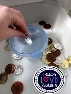Coin Put-In Task