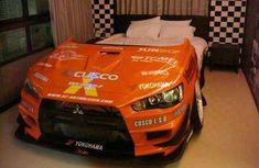 El sueño de todo amante de las carreras.