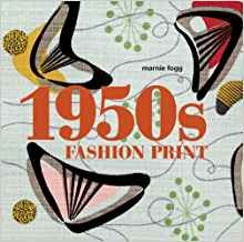 Image result for 1950s fashion prints