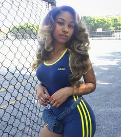 Best Baddie Outfits Part 15 Big Chop, Blond, Hair Colorful, Look Body, How To Pose, Thing 1, Dope Outfits, Gucci Outfits, Black Girls Hairstyles