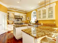 Lapidus Granite Kitchen Countertop