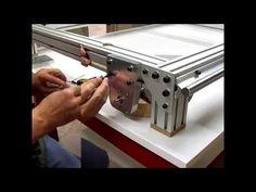 CNC Router build part 3 - YouTube