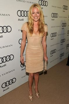 Cat Deeley - Audi And David Yurman Kick Off Emmy Week 2011 And Support Tuesday's Children