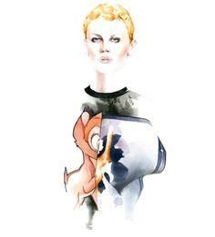 Givenchy by Antonio Soares