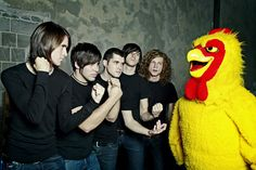 Win two tickets to see MAYDAY PARADE with Tonight Alive, and more!  10/14 at Altar Bar!