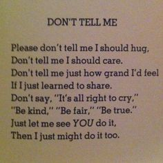 Shel Silverstein with some amazing parenting advise! I need to reread all this books now I have my own babies!